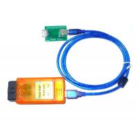 Quality Mereceds Benz 38 pin to 16 Pin Adapter Cable Benz Obd1 to Obd2 Connector Cable for sale
