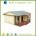 China labor saving modern modular homes prefab villa convenient transportation wholesale