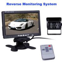 China High Resolution 2.0 MP Vehicle Reverse Camera With Metal Enclosure Material wholesale