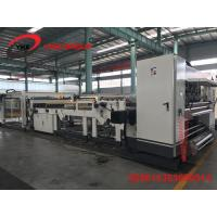 China YK-1600 2 Ply Corrugated Cardboard Production Line , Corrugated Single Facer on sale