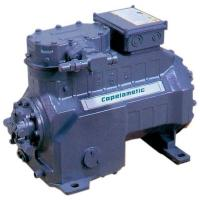 China Copeland Hermetic Compressor S Series Air-cooled 4.5to10HP R404a Refrigerant  -5 to -45 Color Green Steel wholesale