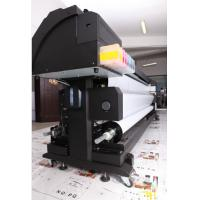 China High Speed Large Format Solvent Printer Double Side with 2 pcs Epson DX7 Head wholesale