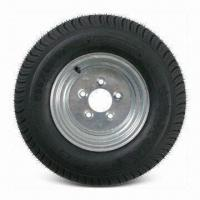 China 205/65 to 10 Bias Trailer Tire with 10 Inches Galvanized Wheel wholesale