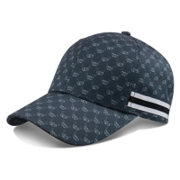 China 2020 Custom Structured Baseball Cap Sports Hat Strap Sublimation Printing BSCI wholesale