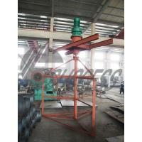 China Sand / Concrete Mixing Plant Beating Machine For Intermediate Slurry Pool wholesale