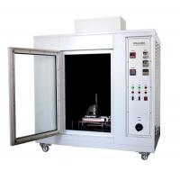 Buy cheap Plastic Glow Wire Analysis Apparatus Measurement Glow Wire Test Iec 60695 from wholesalers