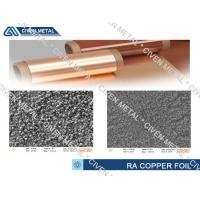 China Cu - ETP Grade Pure Copper Foil For FCCL , Treated Surface Copper Foiling for sale