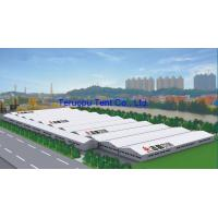 China Removable PVC Storage Tents With Hard PVC Wall Easy To Be Assembled And Dismantled wholesale
