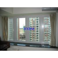 China European Style Durable Upvc Sliding Windows With Strong weather Resistance wholesale