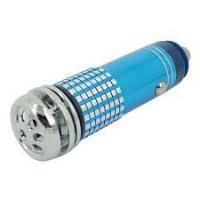 China Blue HEPA Filter Refresh air car Oxygen bar with super bright blue LED indicator wholesale