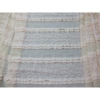 China Bridal Stretch Lace Fabric Knitted wholesale