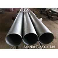Annealed Heavy Wall Steel Tubing ASTM A312 TP316L SS Seamless Pipes