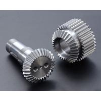 China Steel High Precision Gears Bevel Gears Corrosion Resistance Heat Treatment wholesale