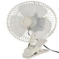 China Electric Rechargeable Portable Fan , 12v / 24v Electric Cooling Fans For Cars wholesale