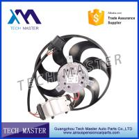 China Radiator Cooling Fan Assembly For Audi Q7 For Touarge Porsche Cooling Fan 7L0959455G 7L0959455F wholesale