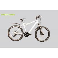 China new Pedal Assist  high level Electric Mountain Bikes 36V lithium battery hide in the frame tube wholesale