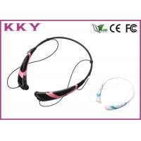China Hi - Fi Neckband In Ear Bluetooth Headphones / Earbuds With CSR8635 Chipset wholesale