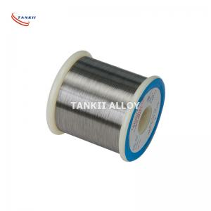 China 600T/M Bright Soft 0.5mm Pure Nickel Wire For Electronics wholesale