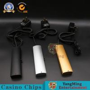 China Customized Logo UV Light Poker Standard Counterfeit Money Detector on sale