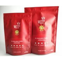 China Recloseable Plastic Pouches Packaging Customized Logo With MOPP / VMPET / PE Material wholesale