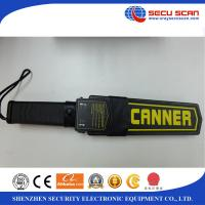 Buy cheap Free Belt Holster Portable Metal Detectors , AT-2008 Hand Held Metal Detector from wholesalers