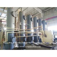 China Corn syrup production equipment maize syrup processing plant for glucose fructose syrup production on sale