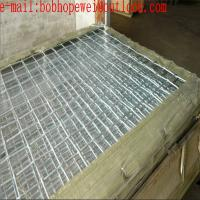 China sand gravel screen mesh high tensile high strength/crimped wire mesh,6x6 concrete reinforcing welded wire mesh wholesale
