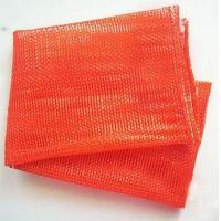 Buy cheap Orange Color Plastic , PE , PP Woven mesh vegetable bags 50kg For Onions And Eggplant from wholesalers