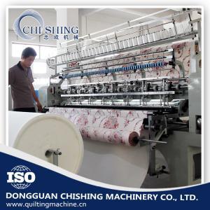 China Industrial Multi Needle Quilting Machine, Comforters Lockstitch Sewing Machine on sale