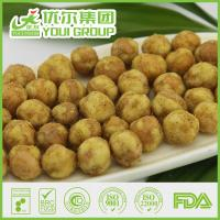 China Black Pepper Flavor Coated Chickpeas wholesale