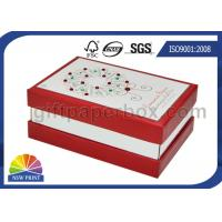 Quality OEM Silver Paperboard Soap Gift Box , Christmas Gift or Wedding Gift Box Wholesale for sale