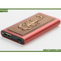 China Small Size Slim Portable Power Bank 2000mAh 6.8 Mm Thickness For Digital Cameras wholesale