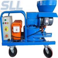 Buy cheap 30m Height Gypsum Plastering Machine Adhesive Mortar Cement Plaster Sprayer from wholesalers