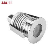 China 3W IP67 exterior LED spot lighting/ led underground light with built-in driver wholesale