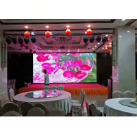 China P3.91 indoor  full color die cast aluminum cabinet stage led screes with 3 years warranty wholesale