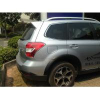 China fender flare for  Subaru Forester 2013 / fender trims for Subaru Forester [black color ] on sale