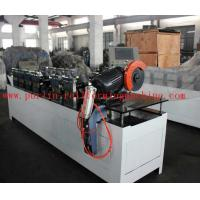 China Manual / Automatical Cold Roll Former Machine , T Bar Roll Forming Line wholesale