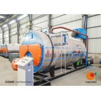 China High Efficiency Oil Fired Hot Water Boiler Three Pass Structure 0.1- 20 Tons wholesale