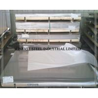 China High Purity Ferrite Stainless Steel Metal Plate Cold Rolled Grade 445J1 445J2 JIS Standard wholesale