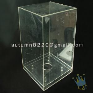 China BO (68) custom acrylic case wholesale