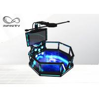 China Infinity VR Mars VR Walking Platform Shooting Game Machine 12 Months Warranty wholesale