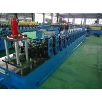China 7.5KW Gcr 12 Cutter Ceiling Roll Forming Machine , 1.4mm Thickness wholesale