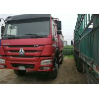 Buy cheap Sinotruk Howo Heavy Dump Truck Middle Lifting System For Sand Transportation from wholesalers