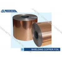 China ED Red Copper Shielding Foil FOR Healthcare and hospital construction wholesale