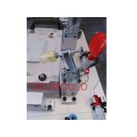 China Plastic Moulded Components Pneumatic Clamps Fixtures , Hydraulic Workholding Clamping Fixture wholesale