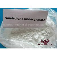 China Legal Dynabolon Nandrolone Undecylate White Powder Nandrolone Decanoate Steroid For Muscle 862-89-5 wholesale