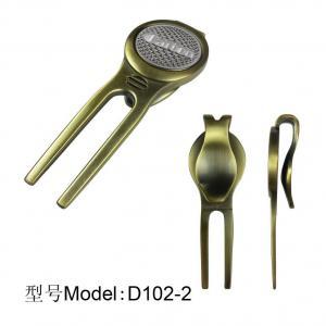 China custom metal golf divot tool wholesale