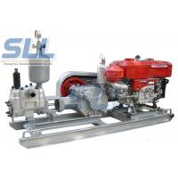 China Diesel 10HP Power Cement Grouting Pump For Engineering Construction wholesale