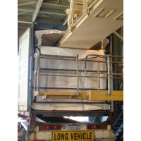 China 20 foot PP woven rice dry bulk container liners with conveyor belt loading wholesale