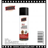 China Aeropak Dismantle Spray Bolts Loosening Agent Rust Remover Antirust Loosening wholesale